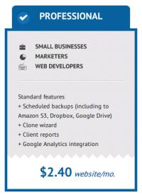[WordPress]ManageWPのバックアップ管理が便利です。