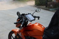 Nexus7(2013 LTE)を持って奈良飛鳥方面をレンタサイクルで散策しました(補足)