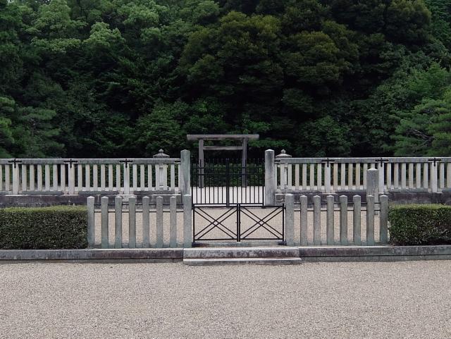 狹城盾列池後陵